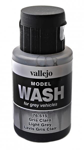Смывка Model Wash, светло-серая - 35 мл Vallejo 76515