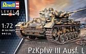 Средний немецкий танк Pz. Kpfw III Ausf. L