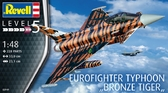 Истребитель Eurofighter ''Bronze Tiger''