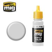 Акриловая краска AMMO A-MIG-0119: Холодный серый