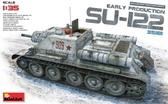 САУ СУ-122 ранних выпусков