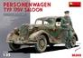 Немецкий автомобиль Personenwagen Typ 170V Saloon MiniArt 35203 основная фотография