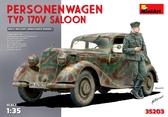 Немецкий автомобиль Personenwagen Typ 170V Saloon