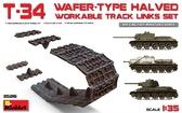Набор рабочих траков для Т-34, СУ-122, СУ-85 (половинчатые)