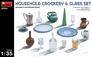 Набор бытовой посуды MiniArt 35559 основная фотография