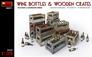Винные бутылки с ящиками MiniArt 35571 основная фотография