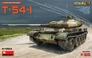 Советский средний танк T-54-1 с полным интерьером MiniArt 37003 основная фотография