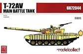 Основной боевой танк Т-72АВ