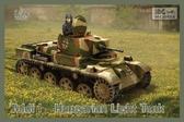 Венгерский легкий танк Toldi I