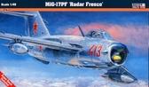 Истребитель МиГ-17 ПФ ''Radar Fresco''