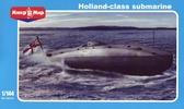 Подводная лодка ''Holland''