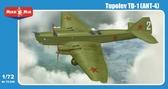 Бомбардировщик Туполев ТБ-1 (АНТ-4)