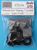 Колеса для автомобиля Vomag 7 or 660, тип 2