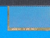 Фототравление: Сетка с размером ячейки 0,8x0,8 мм
