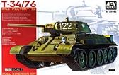 Советский средний танк Т-34/76, 1942 г.