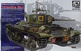 Британский пехотный танк Valentine Mk.1