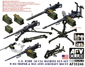 Американское вооружение и снаряжение, ІІ МВ