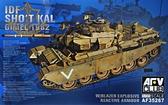 Израильский танк ''Sho't Kal Gimel'', 1982 г.