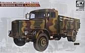 Немецкий грузовик Bussing NAG L4500A