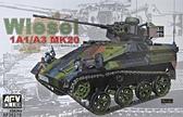 Боевая машина Wiesel 1 A1/A3 MK20