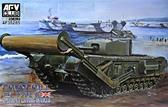 Танк Churchill Mk. IV TLC с инженерным оборудованием (Type A)