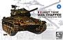 Легкий танк M24 ''Chaffee'', Вьетнамская война Afv-Club 3584 основная фотография