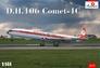 Пассажирский самолет D.H.106 Comet-4C Amodel 1477 основная фотография