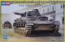 Немецкий танк Panzerkampfwagen IV Ausf C Hobby Boss 80130 основная фотография