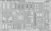 Фототравление 1/35 ATF Dingo 2 GE A PatSi экстерьер (Revell)