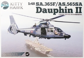 Вертолет SA-365F/AS-565SA ''Dauphin II''