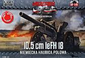 10,5 см leFH 18 немецкая легкая гаубица
