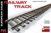 Железнодорожные рельсы, европейская колея