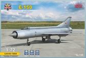 Советский экспериментальный истребитель Е-150