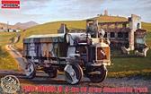 Армейский 3-тонный грузовой автомобиль FWD Model B