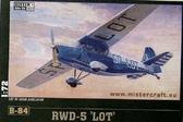 Спортивный самолет RWD-5 Lot
