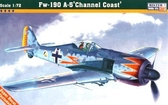Истребитель-штурмовик Fw-190 A5 ''Channel Coast''