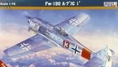 Истребитель Fw-190 JG-1