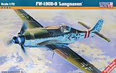 Истребитель Fw-190 D-9 Langnasen