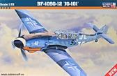 Истребитель Bf.109G-12 ''JG-101''