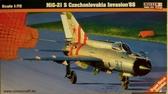 Истребитель МиГ-21, Чехословакия