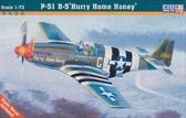 Истребитель P-51 B-5 ''Hurry Home Honey''
