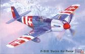 Истребитель P-51B ''Swiss Air Force''