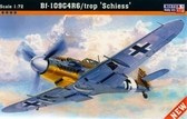 Истребитель Bf-109 G-4/trop Shiess