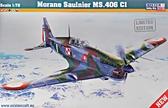 Истребитель Morane Saulnier MS.406C1
