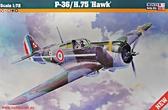 Истребитель P-36/H.75 ''Hawk''