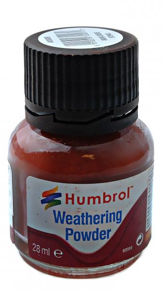 Сухой пигмент '''' оксид железа, 28 мл Humbrol 006