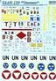 Декаль для истребителя SAAB J29 Tunnan Print Scale 72038 основная фотография