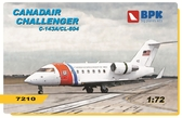 Пассажирский самолет CanadAir Challenger C-143A/CL-604