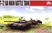 Танк T-72БА