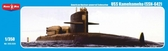 Американская подводная лодка ''Kamehameha'' SSN-642